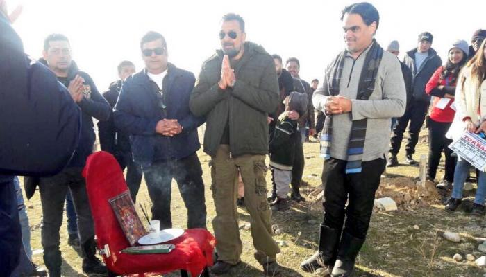 Sanjay Dutt's film 'Torbaaz' shooting started in Kyrgyzstan