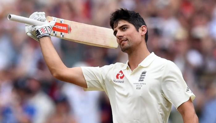 Inning of Alastair cook breaks several records