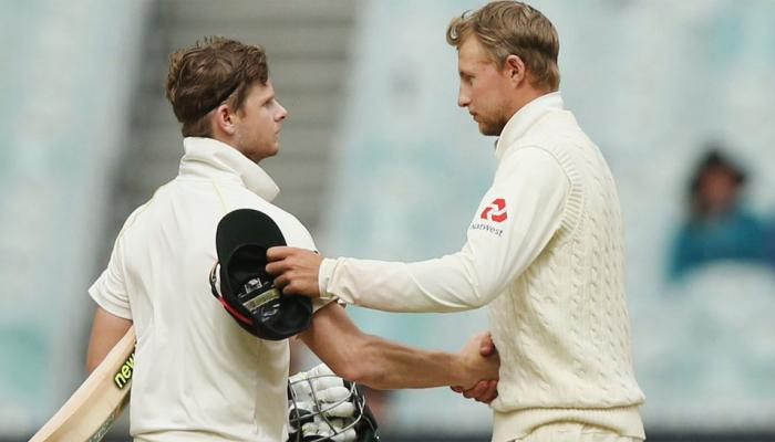 स्मिथ के शतक से आस्ट्रेलिया ने चौथा एशेज टेस्ट ड्रा कराया