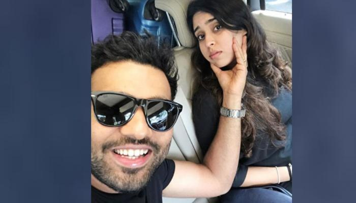 Is Ritika Sajdeh Team India's 17th member, Here is Rohit Sharma answer