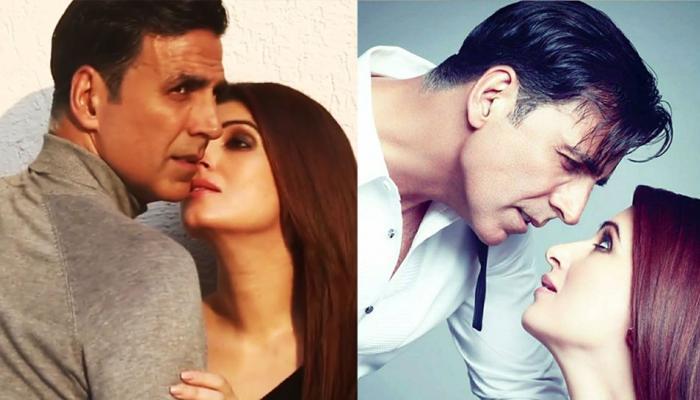 Akshay Kumar and Twinkle Khanna'€™s photoshoot for 'Hello!' magazine