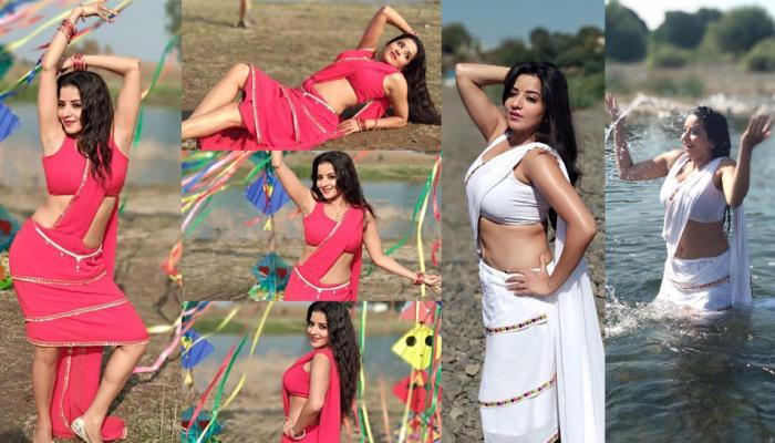 See the Photos of Shooting of Monalisa