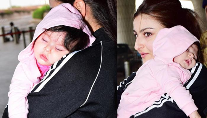 See these adorable pics of soha ali khan's daughter inaya naumi kemmu