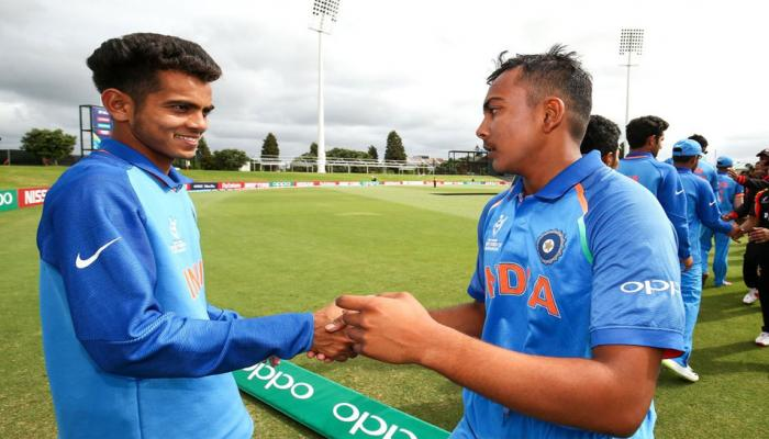 ICC Under-19 World Cup 2018: Prithvi Shaw, Anukul Roy lead India to victory over hapless Papua New Guinea