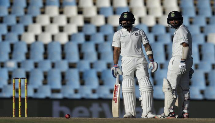 Team India staring down in Centurion Test after Lungi Ngidi's double strike