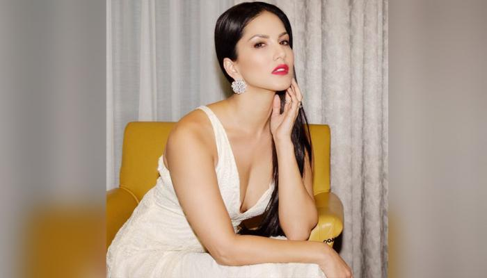 Sunny Leone gave measurements for wax statue in Madame Tussauds of Delhi