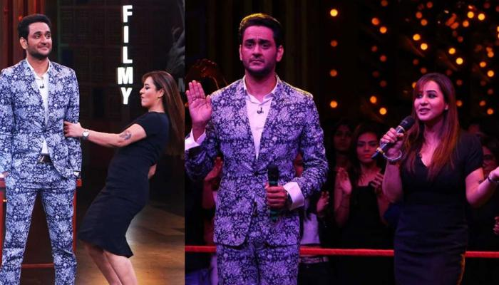 Bigg Boss 11 stars Vikas Gupta and Shilpa Shinde sexy awkward dance