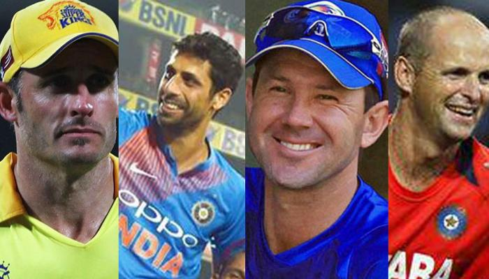 These are the new coaches in IPL season 2018