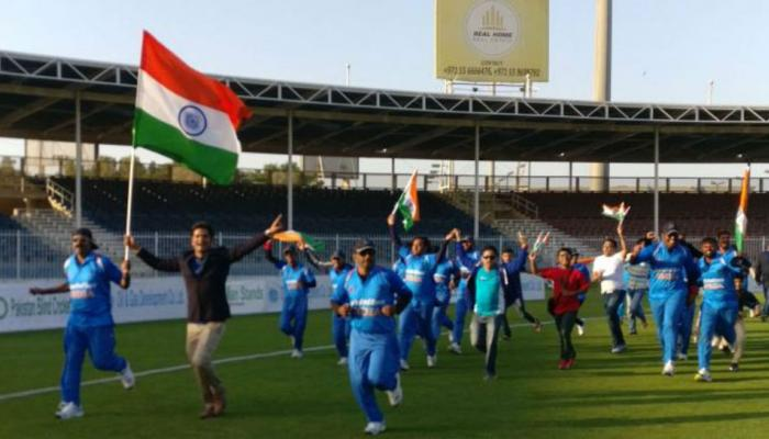 Blind Cricket World Cup: India beat Pakistan by 2 wickets