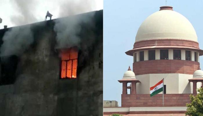 अग्निकांडों के खिलाफ SC पहुंचा 'जनहित मंच', सुरक्षा मानकों पर लगाए सवालिया निशान