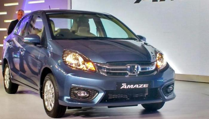 Honda to launch its new amaze in auto expo 2018