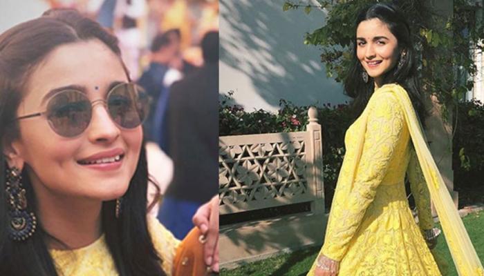 Alia Bhatt is attended her best friend's wedding in Jodhpur, see pics
