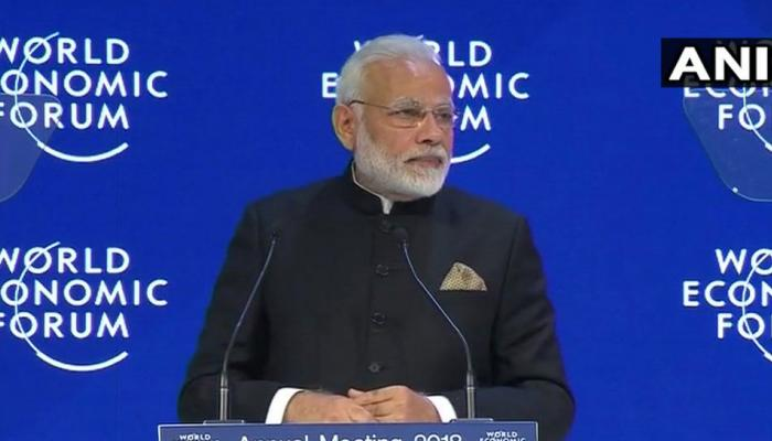 Padosi Desh- China praises pm modi for his gestures in davos
