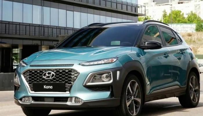 Hyundai Kona electric car soon to launch in America