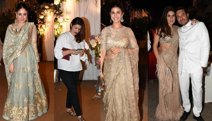 kareena kapoor, akshay kumar had fun it the party given by homi and anaita adjania