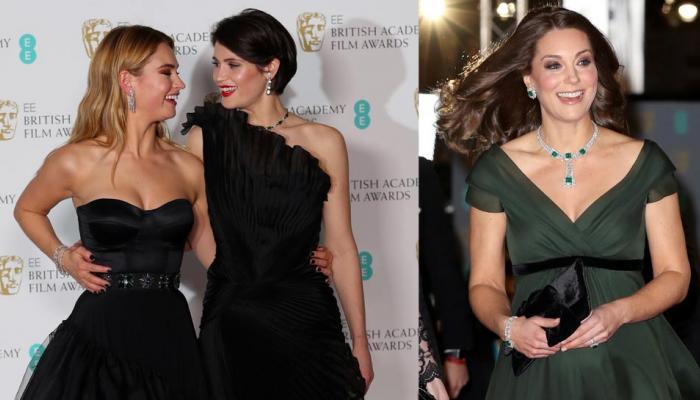 See photos of BAFTA 2018