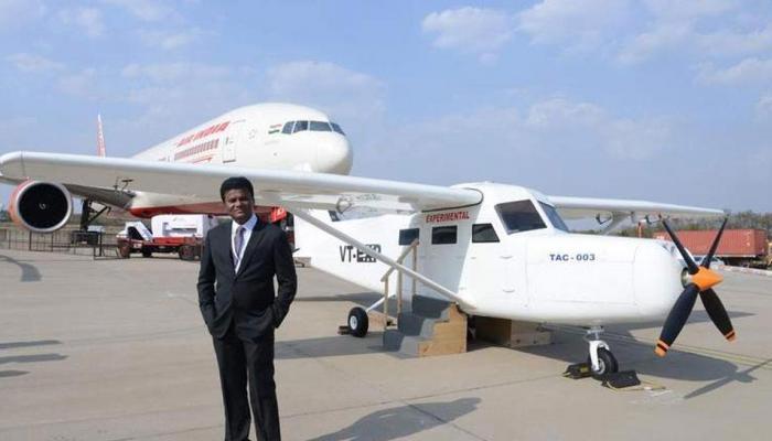 छत पर बनाया था विमान, महाराष्ट्र सरकार ने 35 हजार करोड़ का किया करार