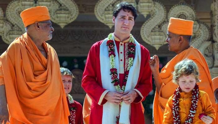 Canadian Prime Minister Justin Trudeau Son hadrien trudeau is New Star