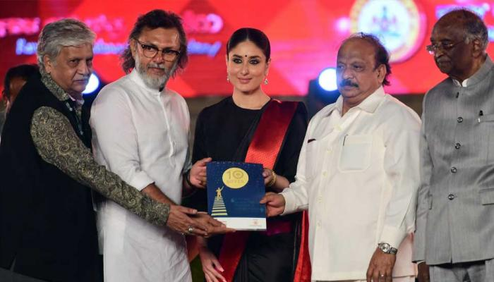 Kareena Kapoor inaugurates 10th Bengaluru International Film Festival See Photos
