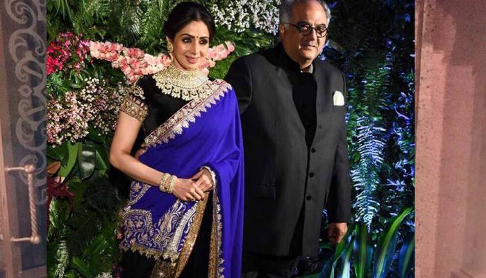 Bollywood actor Sridevi passed away in Dubai