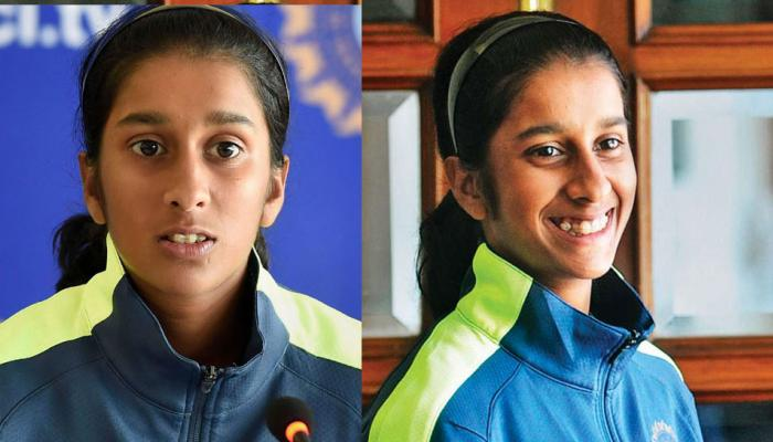 Jemimah rodrigues is the shining Indian women's cricket at the age of 17 only