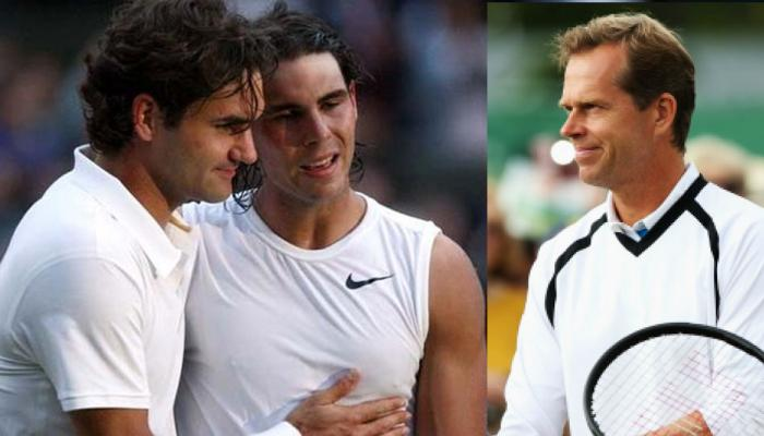 Stefan Edberg says Stars like Roger Federer and Rafael Nadal come once in decades