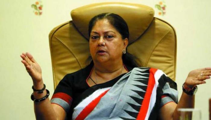राजस्थान विधानसभा से कांग्रेस सदस्यों ने किया वॉकआउट
