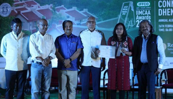 दिल्ली के बाद IIMC ढेंकनाल कैंपस में भी जमकर सेलिब्रेट किया गया 'इम्का कनेक्शंस 2018'