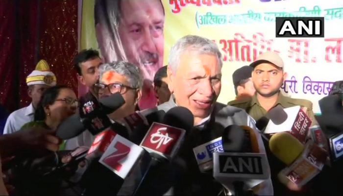 योगी सरकार के कैबिनेट मंत्री बोले- 'राम मंदिर अयोध्या में नहीं तो क्या न्यूयॉर्क में बनेगा'