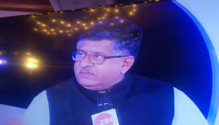 Leaders of India gave their Thoughts in Zee India Conclave