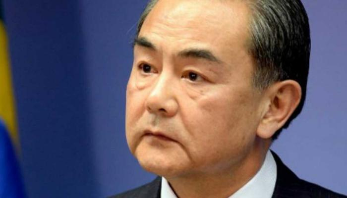 China: Foreign Minister Wang Yi became State Counselor