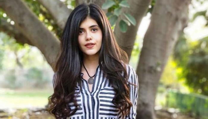 mukesh chhabra sign sanjana sanghi for the fault in our stars remake