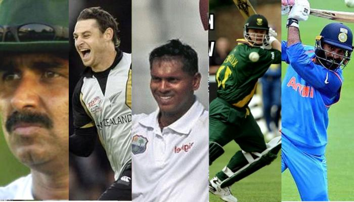 Along with Karthik these players has also smashed the winning Six