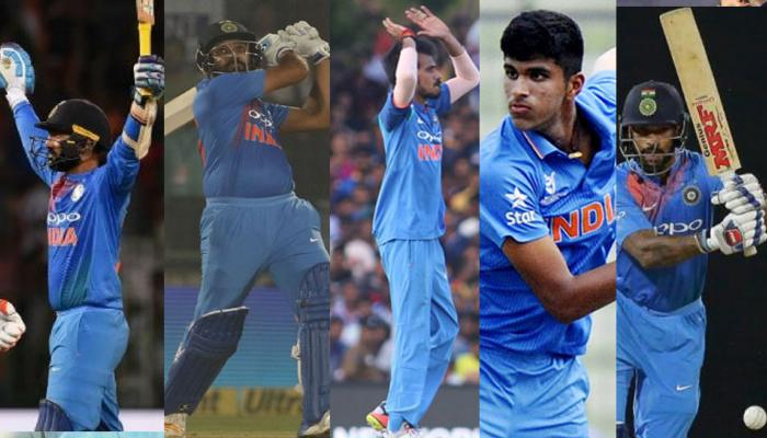 Five heros who helped India to have thrilling win in Nidahas Trophy