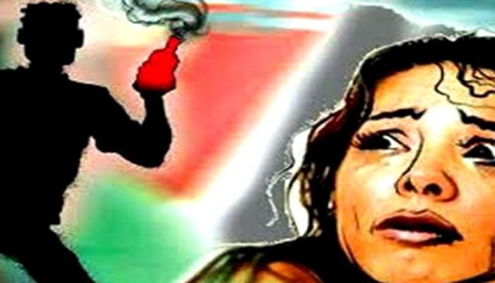 गाजियाबाद में 24 वर्षीय महिला पर तेजाब फेंका, पीड़ित महिला PNB कर्मचारी
