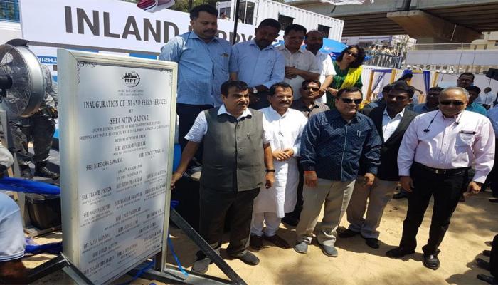 गोवा: गडकरी ने जलमार्गों के सुधार पर दिया जोर, कहा- यह अर्थव्यवस्था को मजबूत करेगा