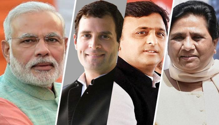 राज्यसभा: 10वें प्रत्याशी की हार-जीत से तय होगा, 2019 में SP-BSP और BJP का गेम-प्लान