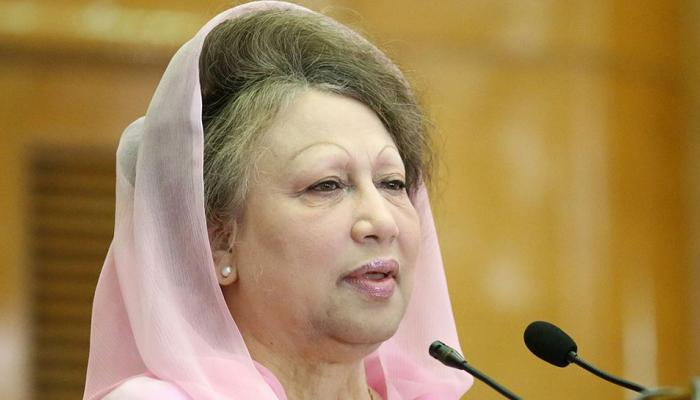 PADOSI DESH: Bangladesh hires UK's top legal adviser for khaleda zia