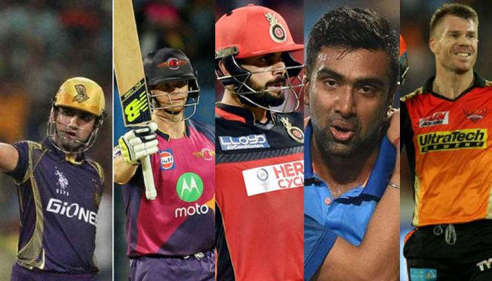 IPL 2018 : Captains of These Six Teams won't participate in Opening Ceremony