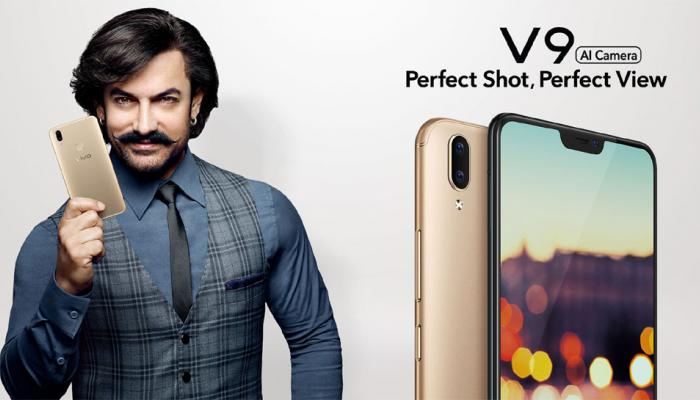 vivo v9 launched in india price and specifications