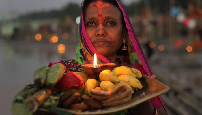 bihar people celebrate Chaitra Chhath