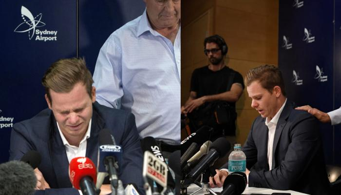 Steve Smith went for tearful apology for Ball Tampering Scandal