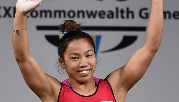 CWG 2018 : Mirabai Chanu wins first Gold for India, once didn't have money for milk