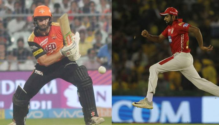 IPL 2018 : Big contest between Panjab and Hyderabad today