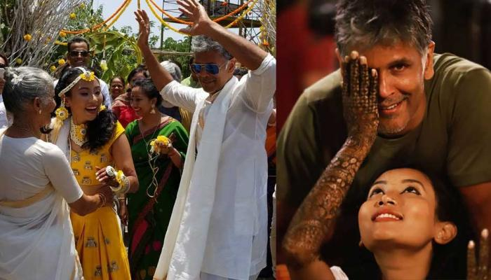 Milind Soman and girlfriend Ankita Konwar are all set to tie the knot TODAY