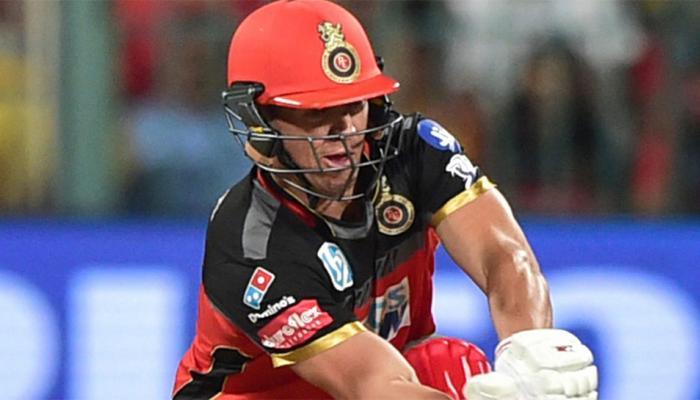 IPL 2018: AB de Villiers powers banglore to a convincing six-wicket win over Delhi
