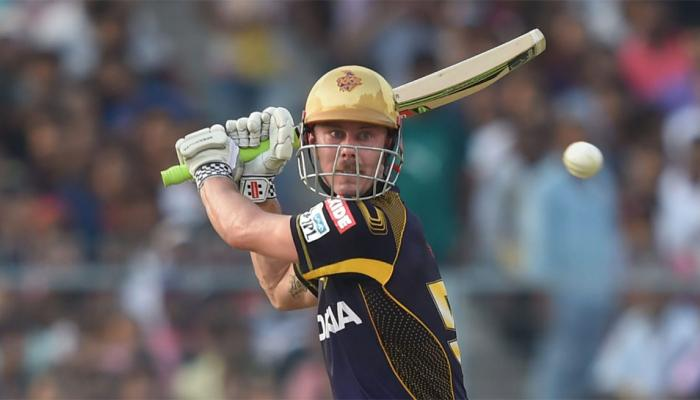 IPL 2018: Chris Lynn Smashed 74, chris gayle took the match