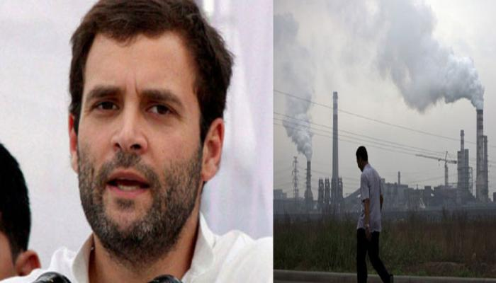 Top news today : Rahul gandhi constitution campaign for dalit support and delhi gets pollution free air soon