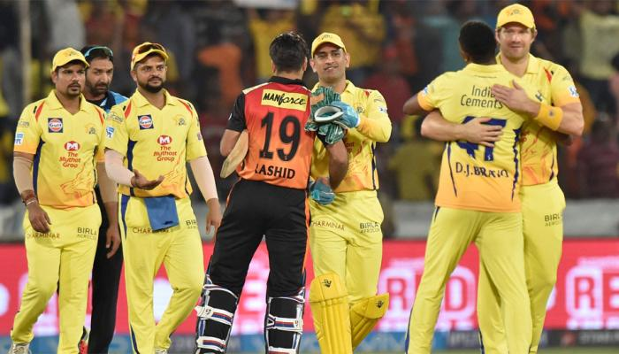 धोनी की टीम को हैदराबाद के खिलाफ इन दो वजहों से मिली जीत, नहीं तो हार तय थी
