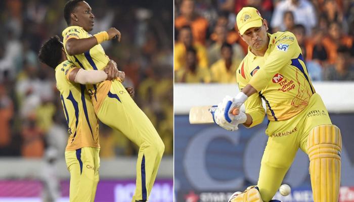 धोनी की सलाह ने आखिरी दो गेंदों में पलट दिया मैच का रुख, ब्रावो बने 'चैंपियन'